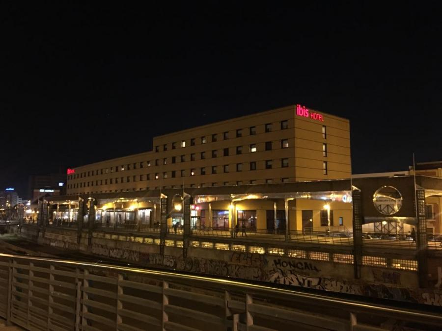 Ibis Hotel Malaga City Center