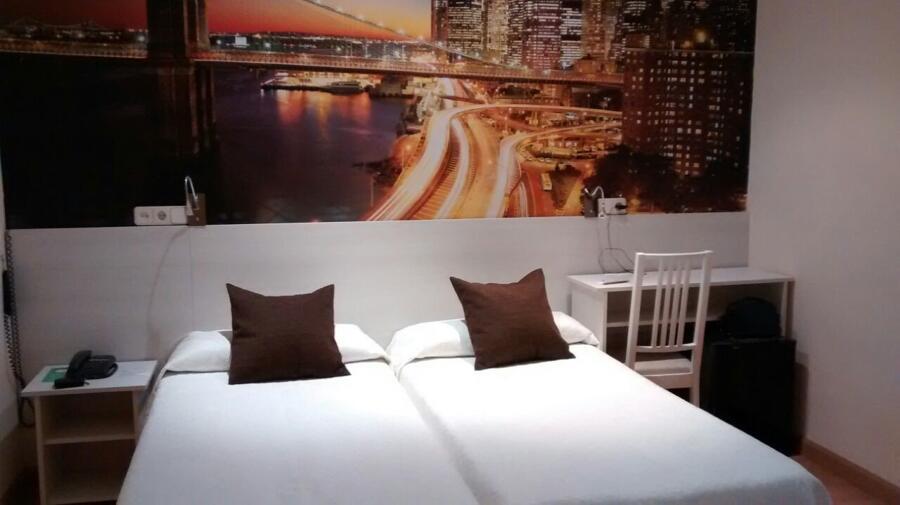 Comentarios hotel mediodia madrid seite 3 - Insonorizacion de habitaciones ...