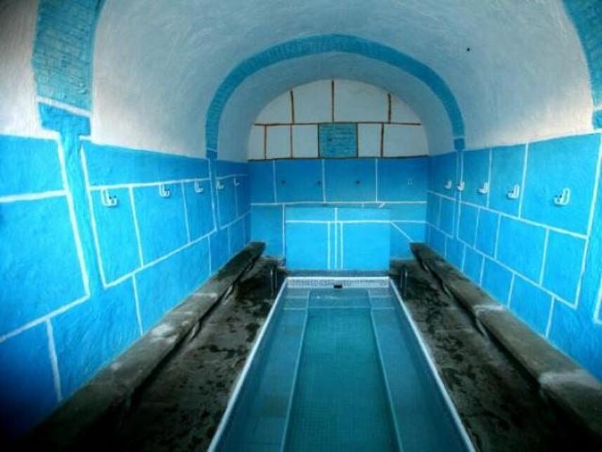 Ba os de mula hoteles en murcia - Banos de mula el delfin ...