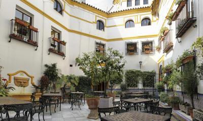 Foto de las zonas nobles de Hotel Eurostars Maimonides