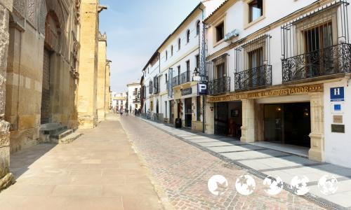 Foto del exterior de Eurostars Conquistador
