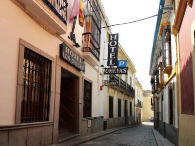 Foto del exterior de Hotel Los Omeyas