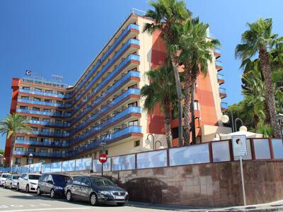 Foto del exterior de Hotel H TOP Calella Palace