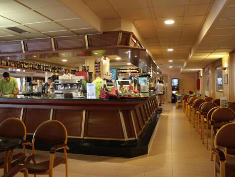 Foto de los servicios de Hotel H TOP Calella Palace