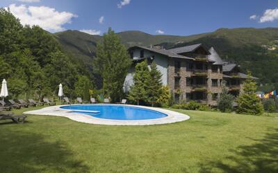 Foto de los servicios de Hotel Abba Xalet Suites