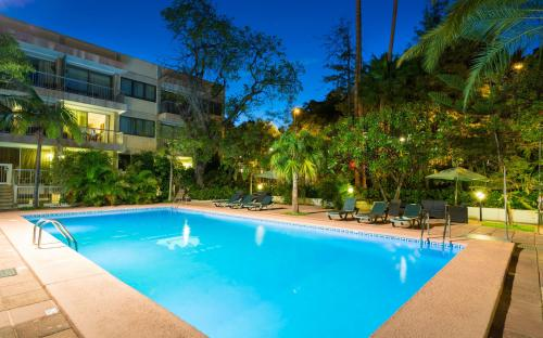 Foto del exterior de Hotel Colon Rambla