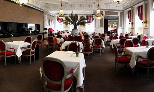 Restaurant - Grande Hotel do Porto