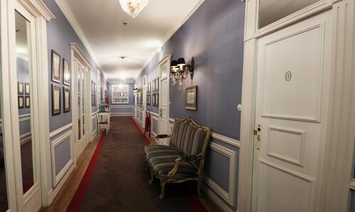 Öffentliche Bereiche - Grande Hotel do Porto