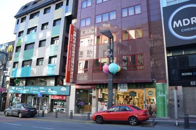 Foto del exterior de Hotel City M28