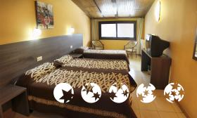 """Foto de una habitación de """"Hotel City M28"""""""