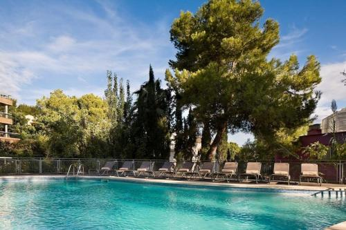 Ausstattung - Hesperia Ciudad de Mallorca