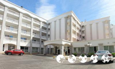 Extérieur de l'hôtel - Gran Hotel las Fuentes