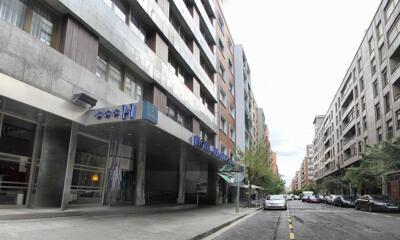 Foto del exterior de Hotel Ilunion Bilbao (ex Confortel)