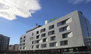 """Foto del exterior de """"Occidental Bilbao"""""""
