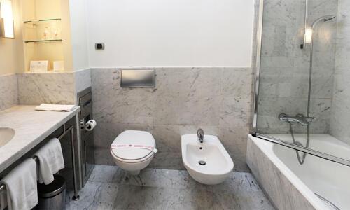 Foto del baño de Hotel Ercilla
