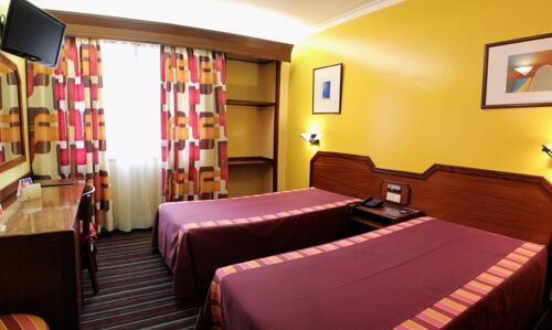 Foto di una camera da Hotel Nacional