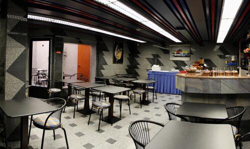Foto area ristorante Hotel Nacional