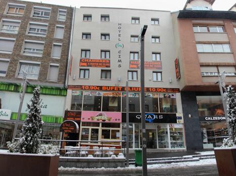 Foto del exterior de Hotel Cims Pas de La Casa