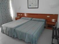 """Foto de una habitación del """"Hotel Gardenia Park"""""""