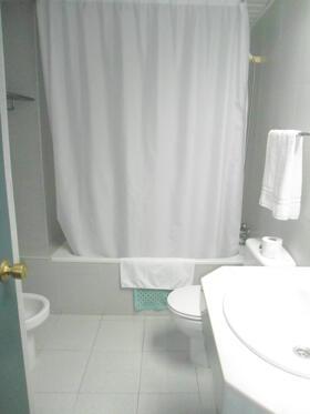 """Foto del baño de """"Hotel Gardenia Park"""""""