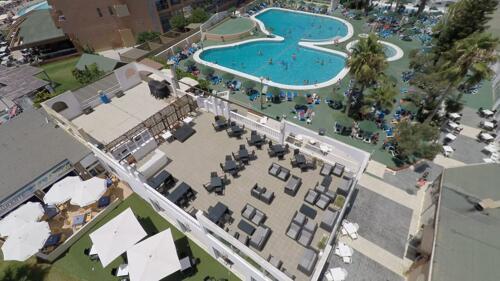 Foto del exterior de Hotel Bahia Serena