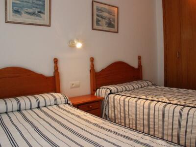 Foto de una habitación de Apartamentos Estrella de Mar