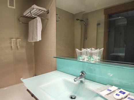 Foto del baño de Eurohotel Castellón