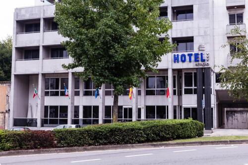 Foto do exterior - Hotel Estacao