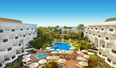 Außenansicht - Hotel Iberostar Marbella Coral Beach