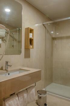 Foto del baño de Hotel Oslo