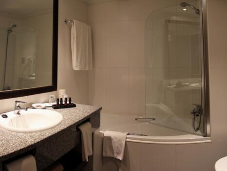 Foto del baño de PortoBay Falesia