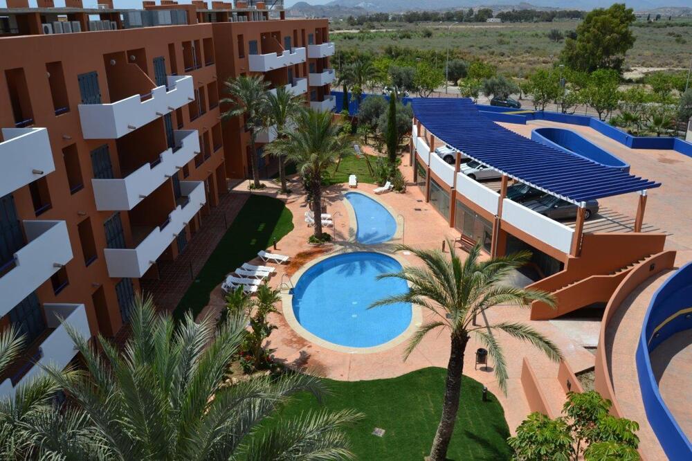 apartamentos parque tropical vera On apartamentos tropical vera