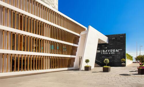 Foto degli esterni RH Bayren Hotel & Spa