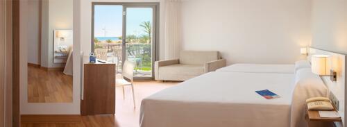 Foto di una camera da RH Bayren Hotel & Spa