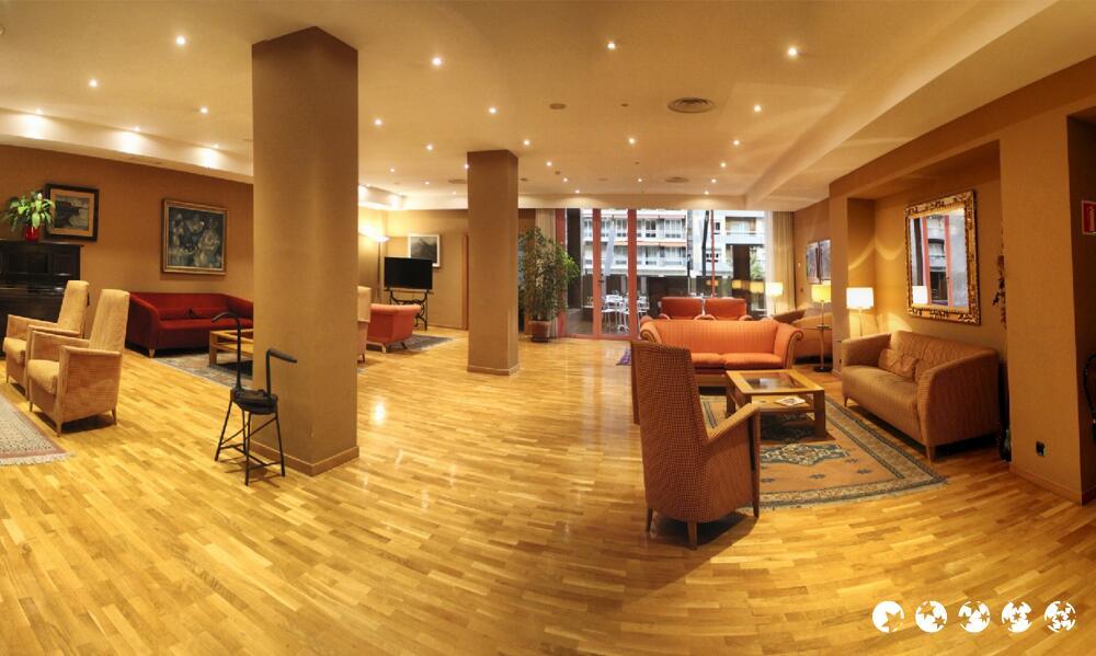 Hotel carlton rioja logro o for Hotel luxury la rioja