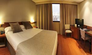 "Zimmer - ""Hotel Carlton Rioja"""