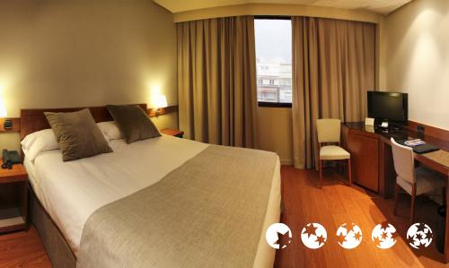 Room – Mercure Carlton Rioja