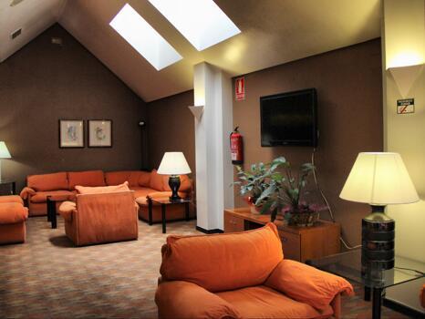 Foto de las zonas nobles de Hotel Ciudad de Logroño