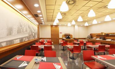 Foto de restauración de Hotel Condes De Haro