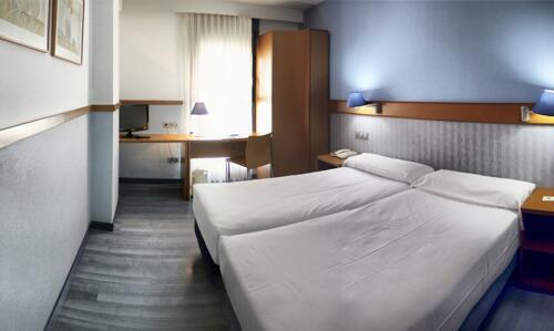 Foto de una habitación de Hotel Murrieta