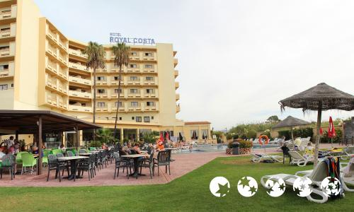Foto del exterior de Royal Costa