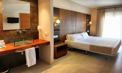 Foto de una habitación de El Plantío Golf Resort