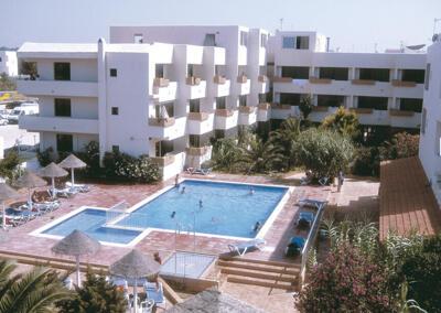 Foto degli esterni Apartamentos Portu Saler
