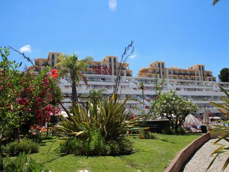 Außenansicht - Muthu Clube Praia da Oura