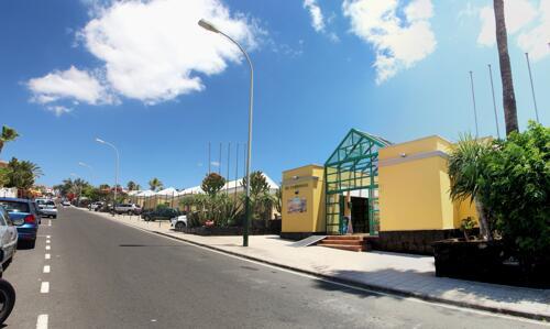 Foto degli esterni Bungalows El Cardonal