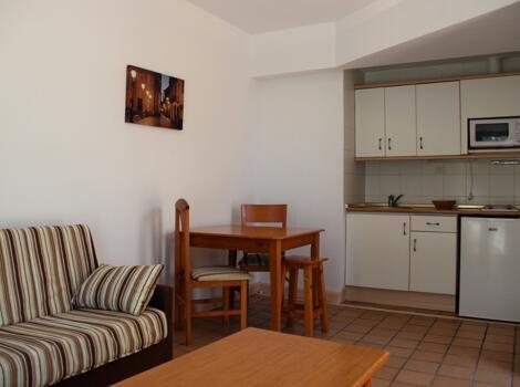 Foto di una camera da Bungalows El Cardonal