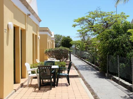 Foto de las zonas nobles de Bungalows El Cardonal