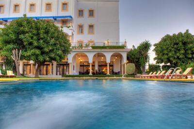 Foto del exterior de Hotel El Minzah
