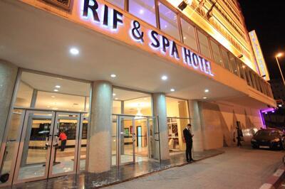 Foto del exterior de Hotel Atlas Rif & Spa