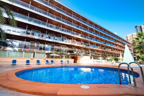 Foto del exterior de Hotel Servigroup Diplomatic